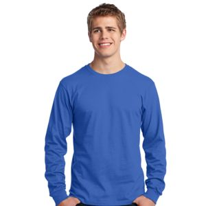 P&C Unisex 5.4oz Long Sleeve T-Shirt Thumbnail