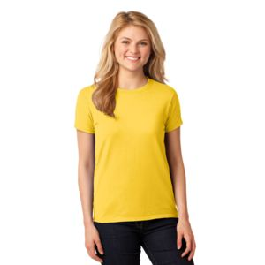 Gildan Ladies 5.3oz Heavy Cotton T-Shirt Thumbnail