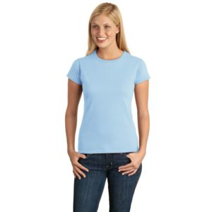 Gildan Juniors 4.5oz Softstyle T-Shirt Thumbnail