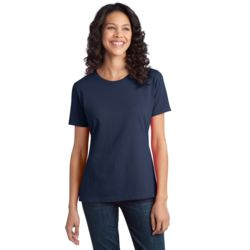 P&C Ladies 5.5oz Soft Cotton T-Shirt Thumbnail
