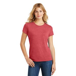 District Made Ladies 4.5oz Tri-Blend T-Shirt Thumbnail
