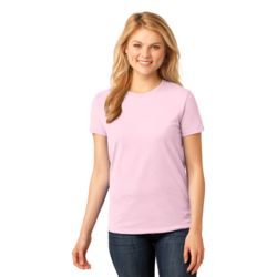 P&C Ladies 5.4oz Cotton T-Shirt Thumbnail