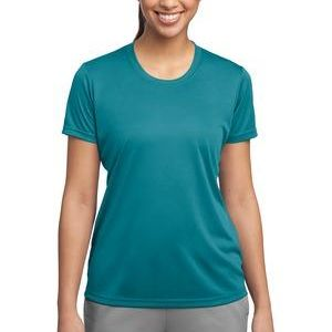 Sport Tek Ladies 100% Poly T-Shirt Thumbnail