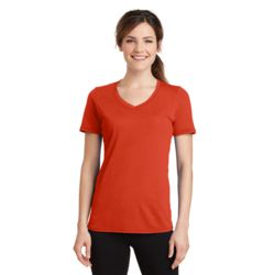 P&C Ladies 65/35 Performance V-Neck T-Shirt Thumbnail