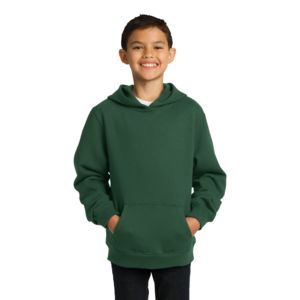 Sport Tek Youth Hooded Sweatshirt Thumbnail