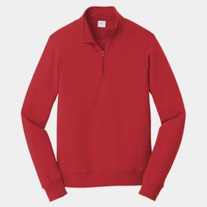 P&C Adult Fan Favorite 1/4 Zip Sweatshirt Thumbnail