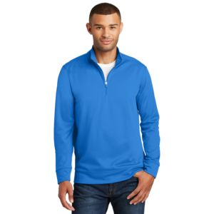 P&C Adult Performance 1/4 Zip Sweatshirt Thumbnail