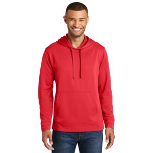 P&C Adult Performance Hooded Sweatshirt Thumbnail