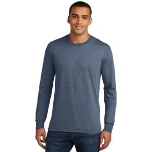 District Made Unisex Tri-Blend Long Sleeve T-Shirt Thumbnail