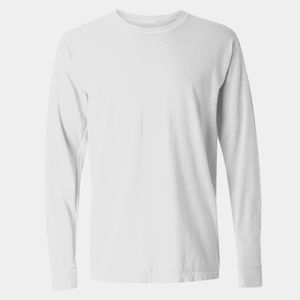 Heavyweight Ring Spun Long Sleeve Tee Thumbnail