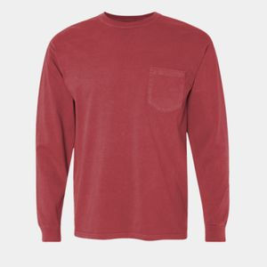 Heavyweight Long Sleeve Pocket Tee Thumbnail