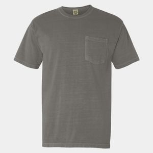 Heavyweight Ring Spun Pocket Tee Thumbnail