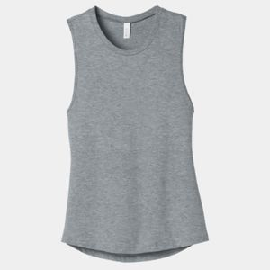 Ladies Jersey Muscle Tank Thumbnail